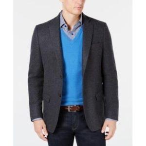 New Ralph Lauren Stretch Wool Gray Sports Coat